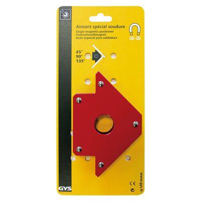GYS Magnetisk positionshållare röd 30x13,8x2,5 cm