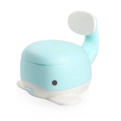 Baninni Potta Whale ljusblå BNCA006-LBL