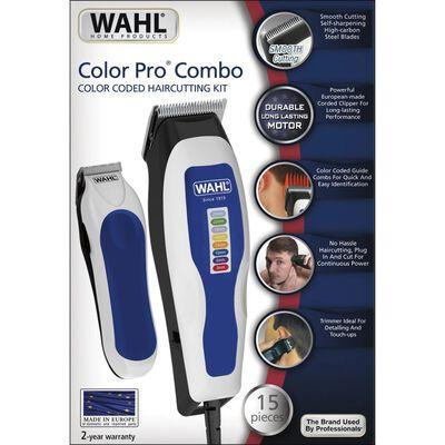 Wahl Hårtrimmer Color Pro Combo 15 delar 1395.0465,