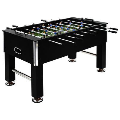 vidaXL Spelare för fotbollsbord med 15,9 mm stavar 22 delar