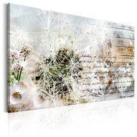 Tavla - Starry Dandelions - 120x80 Cm