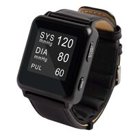 Medisana Klocka med blodtrycksmätare BPW 300 Connect svart