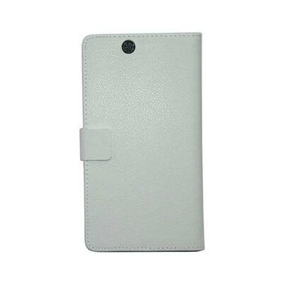 Mobilplånbok 2-kort Xperia Z Ultra XL (C6833) Vit