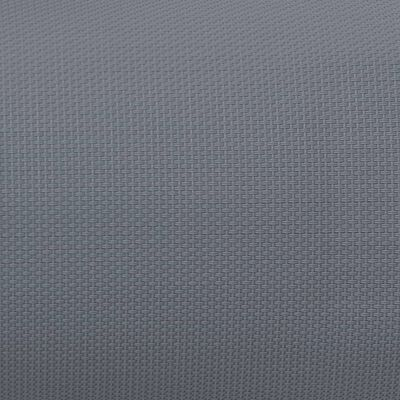 vidaXL Nackstöd till solstol grå 40x7,5x15 cm textilene