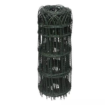 vidaXL Rabattkant pulverlackerat järn 25x0,65 m