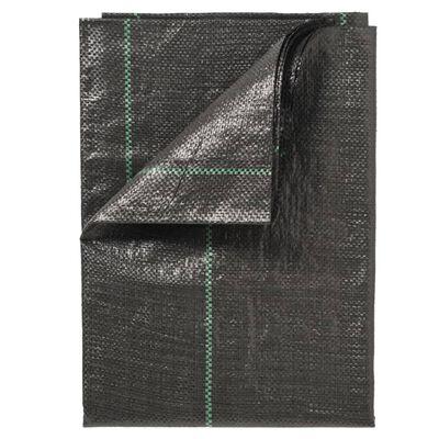 Nature Ogräsduk 2x10 m svart