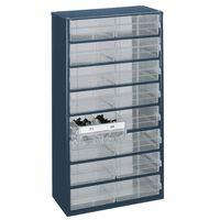 Raaco Sortimentskåp 1216-04 med 16 lådor 137423