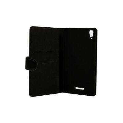 GEAR Plånboksväska Svart Sony Xperia T3