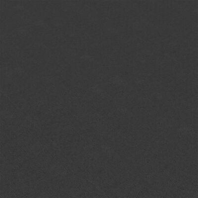 vidaXL Balkongskärm antracit 90x500 cm oxfordtyg
