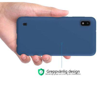 Silikonskal till Xiaomi Redmi Note 8T - Svart