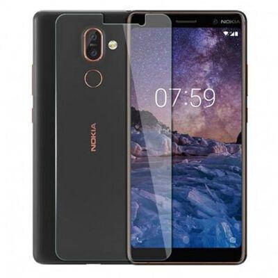 3-PACK Nokia 7 Plus Premium Skärmskydd CrystalClear®