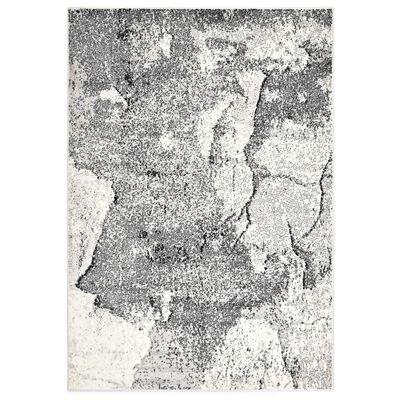vidaXL Matta grå 80x150 cm PP
