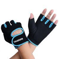 Träningshandskar | Designade för Maximal Luftcirkulation - Blå