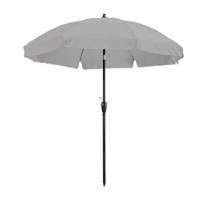 Madison Parasoll Lanzarote 250 cm grå