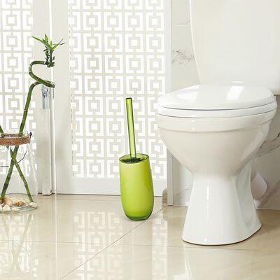Tatkraft, Repose Green - Toalettborste med Hållare