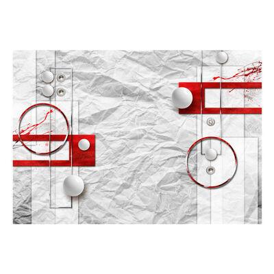Fototapet - Paper Abstraction - 400x280 Cm