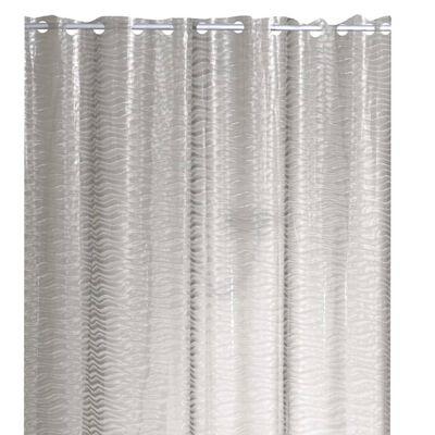 RIDDER Duschdraperi Silk 180x200 cm