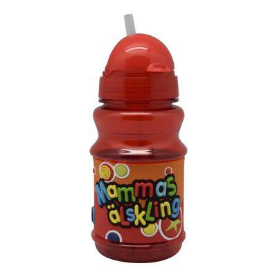 """Joker Flaska """"Mammas älskling"""" Drickaflaska 30 cl vattenflaska"""