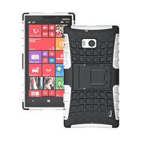 Stöttåligt skal med ställ Microsoft Lumia 930 (RM-1045) Vit