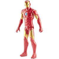 Marvel Avengers Titan Hero Series Iron Man Action Figure 30cm