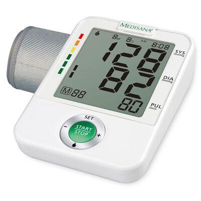 Medisana Blodtrycksmätare överarm BU A50 vit 51172