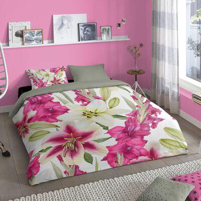 Good Morning Bäddset FLEURIE 140x200/220 cm flerfärgat