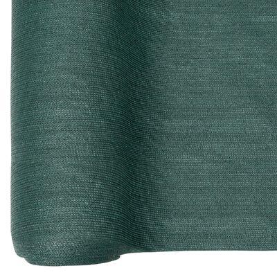 vidaXL Insynsskyddsnät grön 1,2x25 m HDPE 195 g/m²