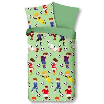 Good Morning Bäddset för barn GO 135x200 cm grön