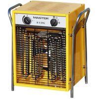 Master Elektrisk Byggfläkt B9EPB 800 m³/h