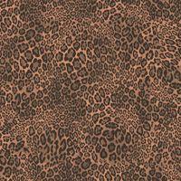 Noordwand Tapet Leopard Print brun