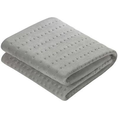 Medisana Värmefilt HU 670 0,8x1,5 m grå