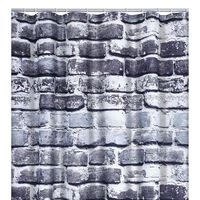 RIDDER Duschdraperi Wall 180x200 cm