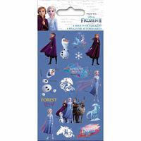 Frozen 2 / Frost 2, 90x Klistermärken