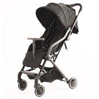 Kekk Hopfällbar barnvagn Ymo Plus svart