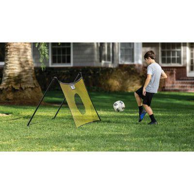 SKLZ Fotbollstränare Solo gul och svart
