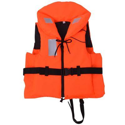 vidaXL Räddningsväst 4 st 100 N 40-60 kg