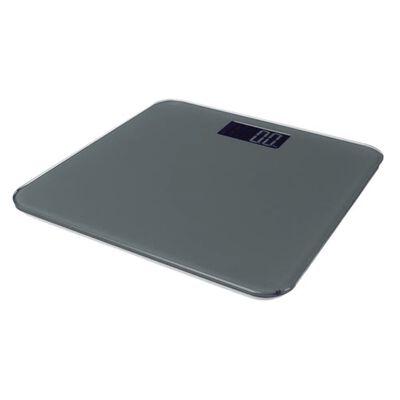 Perel Digital badrumsvåg 180 kg grå