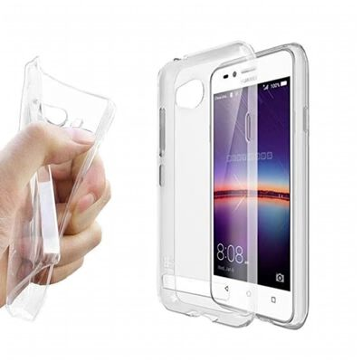 Silikon skal transparent Huawei Y3 II (LUA-L21),