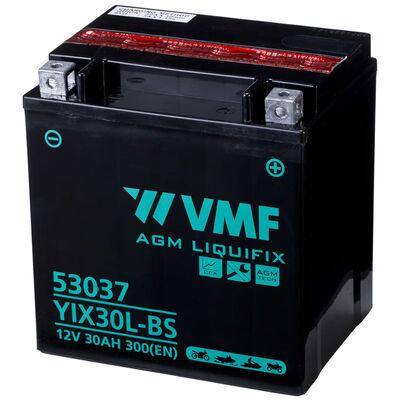 VMF Powersport Liquifix Batteri 12 V 30 Ah YIX30L-BS