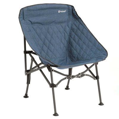 Outwell Hopfällbar campingstol Strangford blå