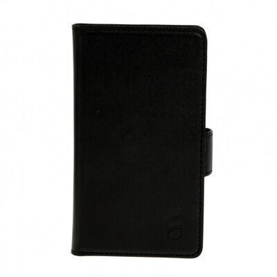 GEAR Plånboksväska Svart 5,2 Sony Xperia Z3+