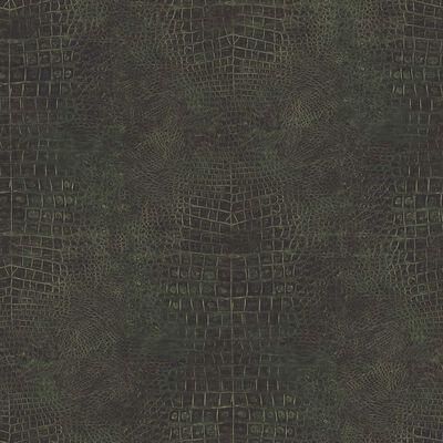 Noordwand Tapet Croco grön
