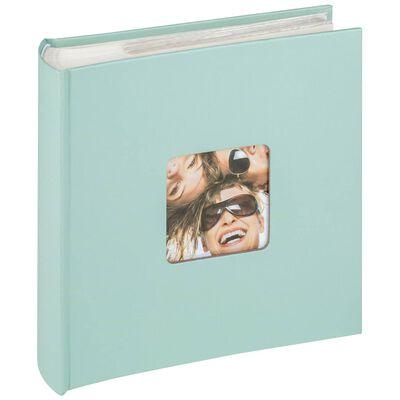 Walther Design Fotoalbum Fun Memo 10x15cm cm mintgrön 200 foton