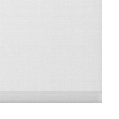 Decosol Rullgardin mini translucent Uni vit 67x160 cm