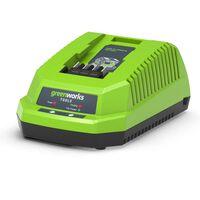 Greenworks Batteriladdare med VDE 40 V 2 A