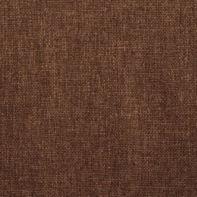 vidaXL Matstolar 4 st snurrbara brun tyg