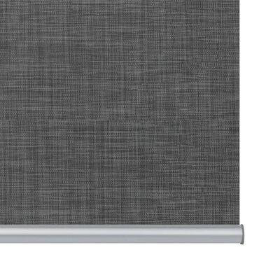Decosol Rullgardin mini Deluxe antracit 72x190 cm