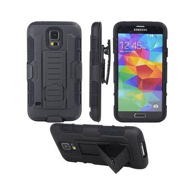 Stötsäkert skal med hölster Samsung Galaxy S5 Mini (SM-G800F)
