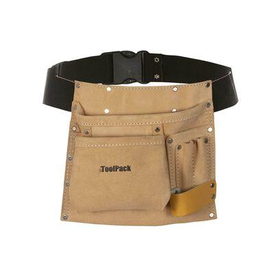 Toolpack Verktygsbälte med en ficka Superior läder 366.006
