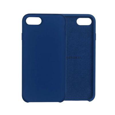 Merskal Silikonskal iPhone 7/8 - Blå